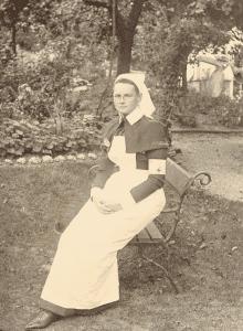 Sister Ethel Beatrice Lloyd