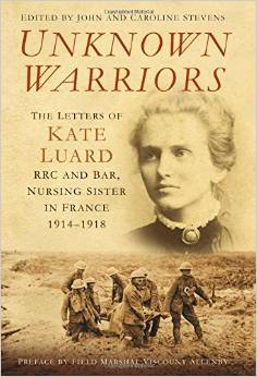 """Book cover """"Unknown Warriors"""""""