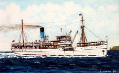 SS Tanjong Pinang